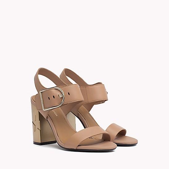 0edeefcb84 Star Heel Buckle Sandal | Tommy Hilfiger