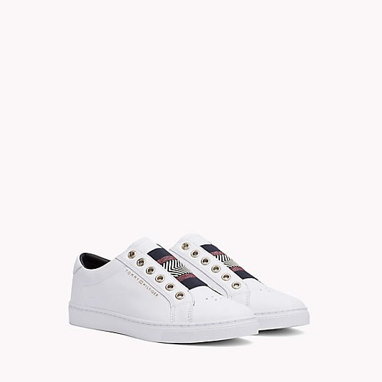 Metallic Lace-Up Shoes - Sales Up to -50% Tommy Hilfiger Sale Recommend Clearance Classic For Sale Top Quality Manchester Great Sale Cheap Online hlati