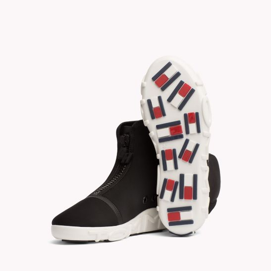 Gigi Hadid Neoprene High-Tops - Sales Up to -50% Tommy Hilfiger