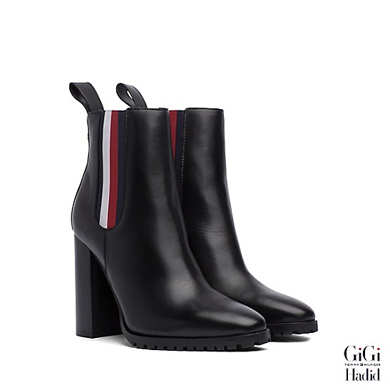 224175b71 Gigi Hadid Heeled Ankle Boot | Tommy Hilfiger