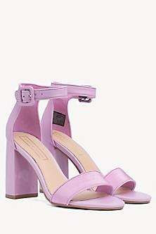 7812aab9986 High Block Heel Sandal