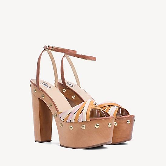 4dab1ca481 Zendaya Clog Sandals | Tommy Hilfiger