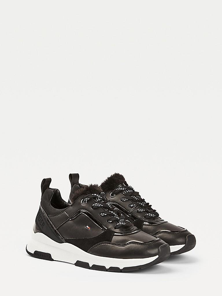 NEW Warm Linked Chunk Sole Sneaker