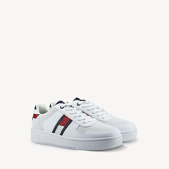 Colorblock Flag Sneaker