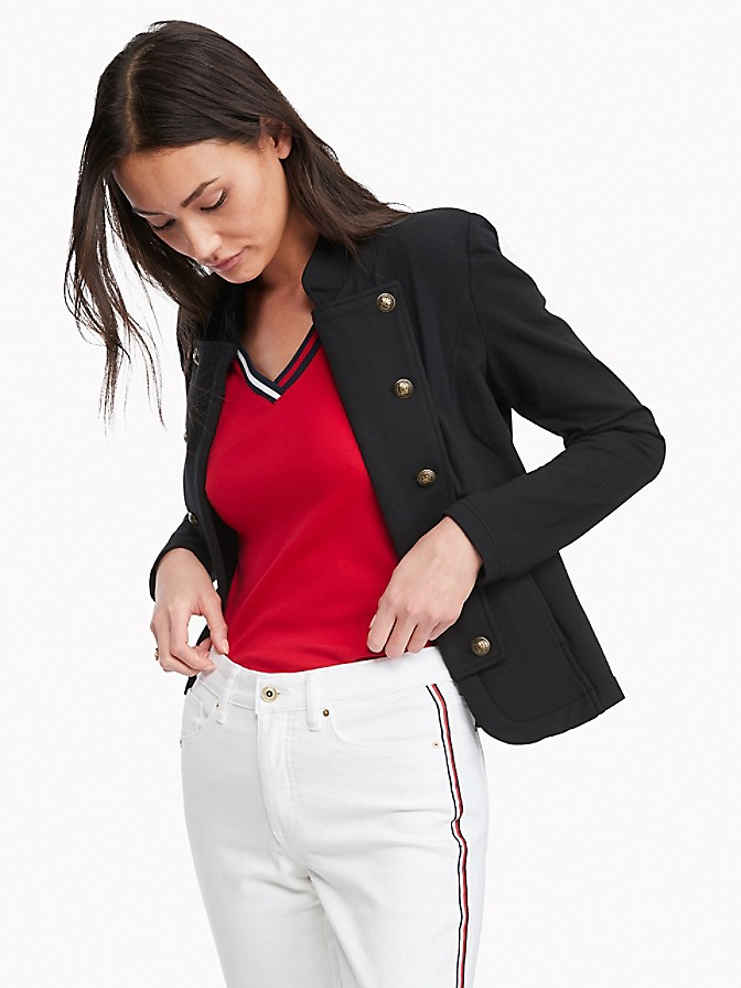 Essential Military Blazer