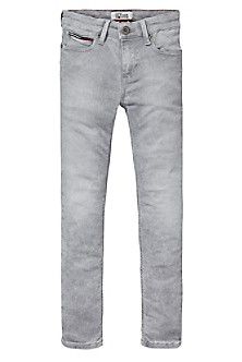 Pants for Women On Sale, Grey, Cotton, 2017, 10 6 8 Tommy Hilfiger