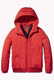 a789271791cc TH Kids Lightweight Hooded Jacket