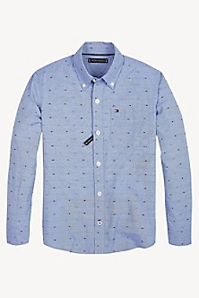783054dfba2f Boys Shirts | Tommy Hilfiger USA