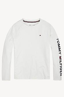 295d398ce93f73 TH Kids Sport Logo Long-Sleeve T-Shirt