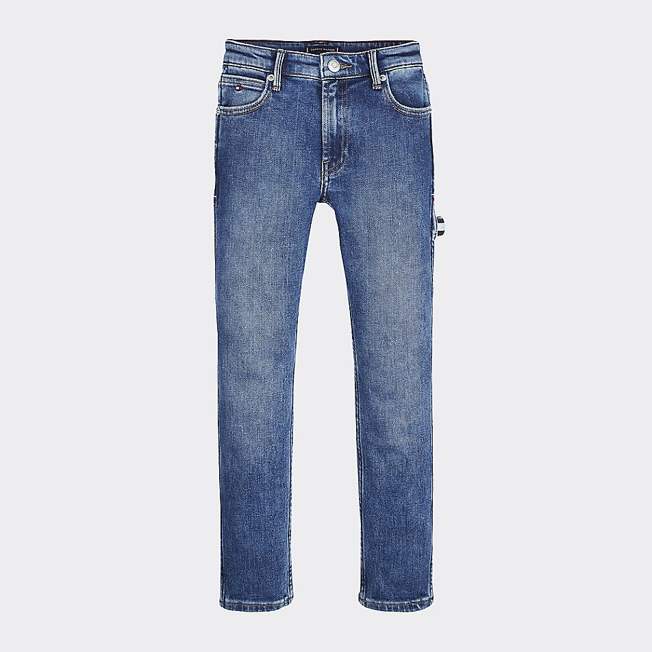 NEW TO SALE TH Kids Straight Fit Jean