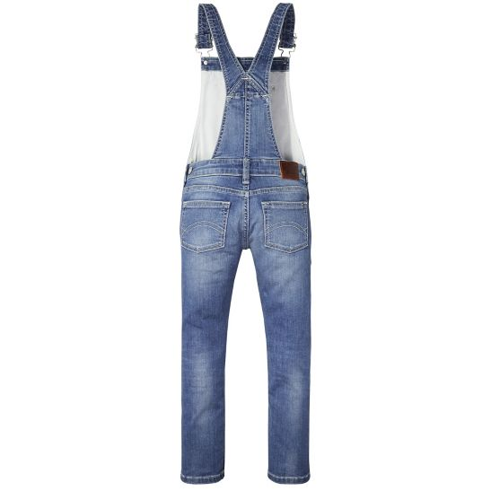 Straight Fit Dungaree - Sales Up to -50% Tommy Hilfiger