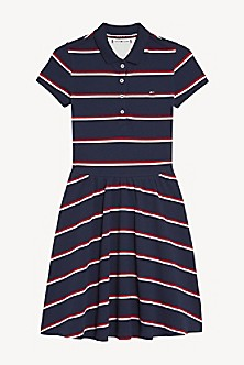 adc0f343c7340 TH Kids Stripe Sleeveless Dress