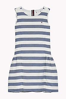 73e4a5a4 TH Kids Chambray Stripe Dress. Quick View for TH Kids Chambray Stripe  Dress. SALE. TOMMY HILFIGER