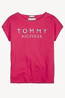 82b590f77 Girls T-Shirts, Polos & Shirts | Tommy Hilfiger USA