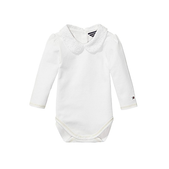 f3d0b3fe571798 TH Baby Girls  Combo Bodysuit | Tommy Hilfiger