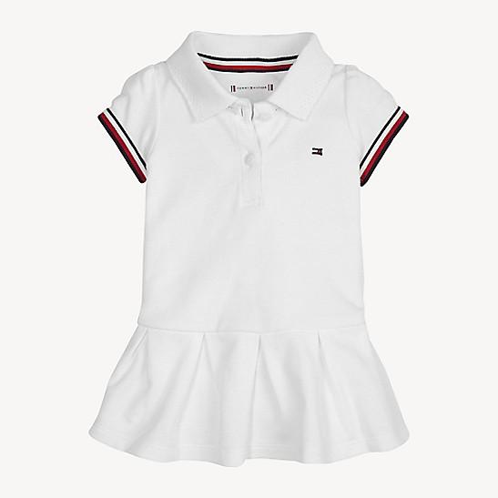 3f29f9f6f TH Baby Polo Dress | Tommy Hilfiger
