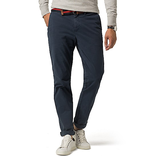 Clearance 2018 Unisex Supply Online Fitted Straight Leg Chinos - Sales Up to -50% Tommy Hilfiger Cheap Price Fake Free Shipping Affordable Discount Hot Sale 9dANYEr