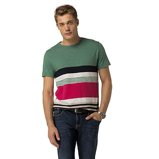 ef962119 Final Sale-Multi Stripe Tee   Tommy Hilfiger