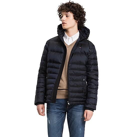 b4e0dec40a Hooded Puffer Jacket | Tommy Hilfiger