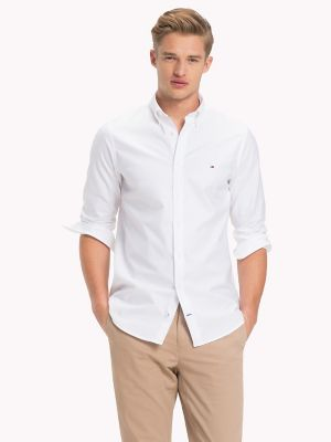 tommy hilfiger smart shirt