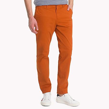 6-9 Mths next Adaptable Baby Boys Orange Summer Trousers