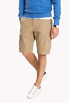 Essential Straight Leg Chino Shorts - Sales Up to -50% Tommy Hilfiger buuDn8t9h