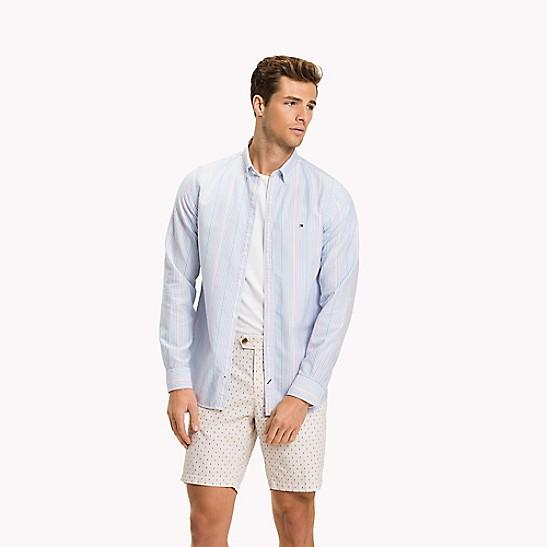 e1e4a4dfe Oxford Stripe Regular Fit Shirt | Tommy Hilfiger
