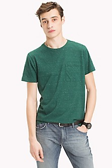 Mens Sunrise Photo Print Tee T-Shirt Tommy Hilfiger Hot Sale Online Pick A Best Amazon Cheap Price Z640yx8ygD