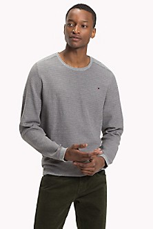 83ef9d332ce6 Textured Cotton Sweater