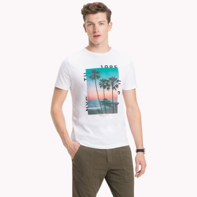 Sunrise Photo Print T-Shirt