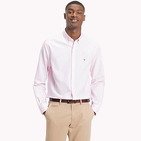 5bb70a0ef107c6 Engineered Oxford Shirt