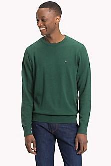 9b4a14be74 Final Sale. Cotton Silk Crewneck Sweater