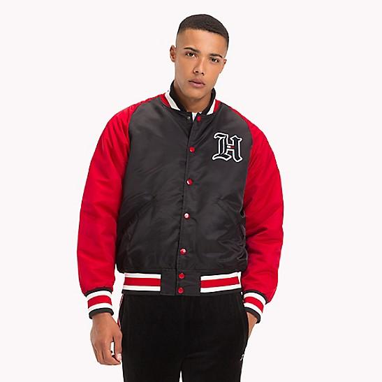 7aebcb536 Lewis Hamilton Varsity Jacket | Tommy Hilfiger
