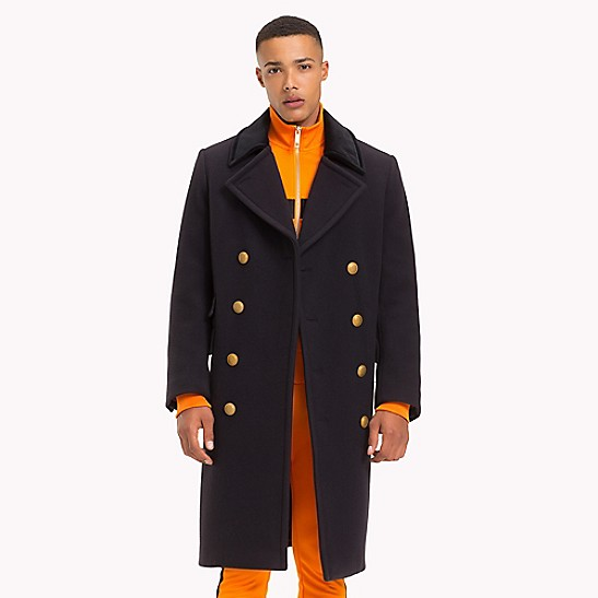 Lewis Hamilton Military Coat | Tommy Hilfiger