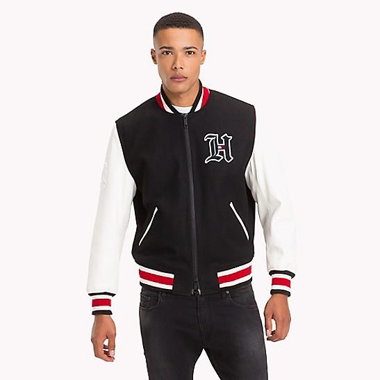 Rabatt zum Verkauf außergewöhnliche Auswahl an Stilen neue Version Lewis Hamilton Varsity Jacket