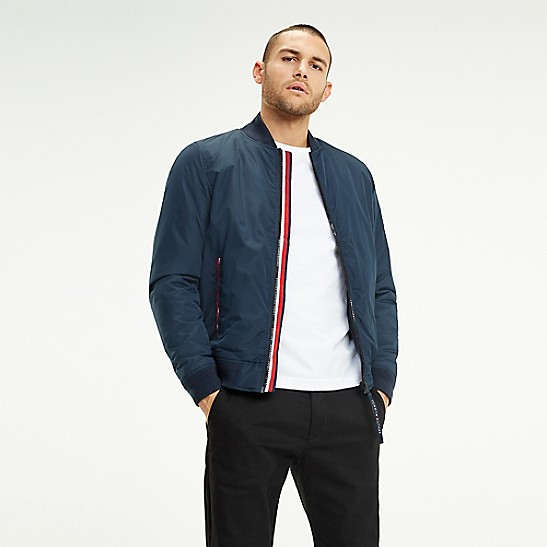 Tommy Hilfiger Tommy Hilfiger Tommy Jeans Satin Bomber 416 Xs from Tommy Hilfiger   ShapeShop