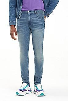 3b0ed3c8 Lewis Hamilton Organic Slim Fit Jeans