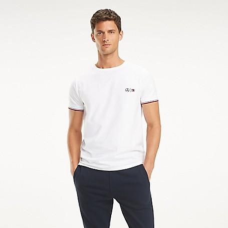 ef3ead65 TOMMYXMERCEDES-BENZ Stretch T-Shirt | Tommy Hilfiger