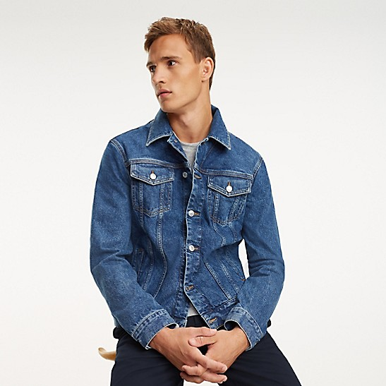 Icon Trucker Jacket