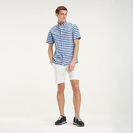 ba3a5630b Short-Sleeve Oxford Shirt