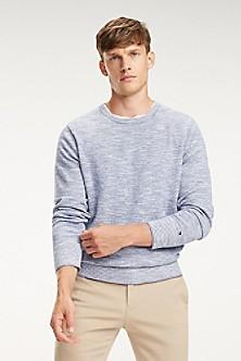 3b8182873869 Slub Cotton Crewneck Sweater