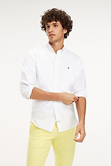 f78530e4 Men's Casual Shirts | Tommy Hilfiger USA