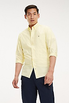 Cotton Poplin Garment Dyed Shirt 74478d02d