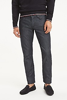 d821ed0ae48 TOMMYXMERCEDES-BENZ Organic Cotton Straight Fit Jean