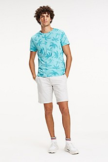 84166f4ce6 Palm Print T-Shirt