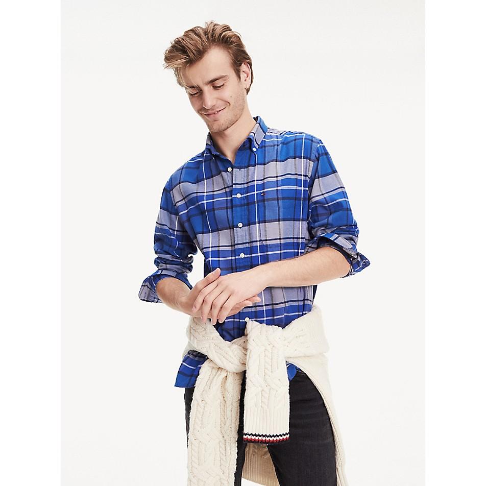 NEW TO SALE Regular Fit Classic Tartan Shirt