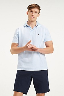 7289bf1b Oxford Pique Cotton Polo. Quick View for Oxford Pique Cotton Polo. NEW TO  SALE. TOMMY HILFIGER