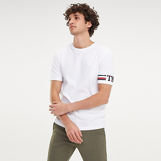 3d18a6e9 Monogram Relaxed Fit T-Shirt | Tommy Hilfiger