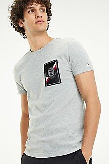 554470050fc598 Men's T-Shirts | Tommy Hilfiger USA