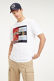 3d36fcedd413 Men's T-Shirts | Tommy Hilfiger USA